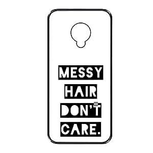Vibhar printed case back cover for Samsung Galaxy S4 Mini MessyHair
