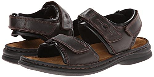 08. Josef Seibel Men's Rafe Fisherman Sandal
