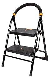 Cipla Plast CiplaPlast Folding Ladder with Wide Steps - Milano 2 Steps