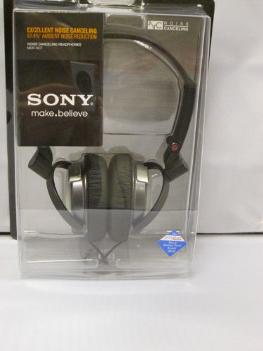 Shop Brand New Sony Mdrnc7 Noise Cancelling Headphones Black Mdr-Nc7/Blk