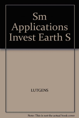 Sm Applications Invest Earth S