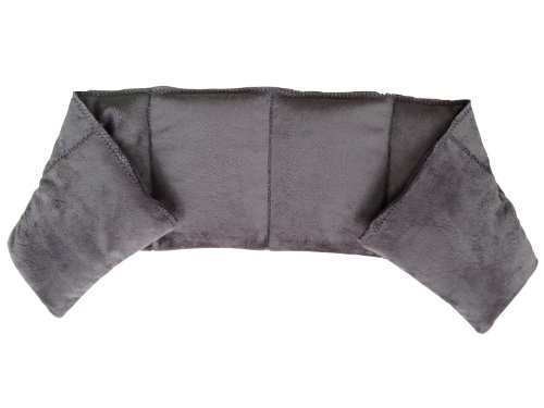 Review Of Flaxseed Pillow - Neck Wrap (Charcoal) Made in USA