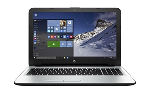 HP 14t 14-inch N3050 2GB 32GB eMMC Windows 10 – White Notebook Laptop Computer