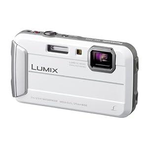 Panasonic デジタルカメラ ルミックス タフモデル 防水モデル DMC-FT25