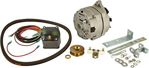 ford 9n wiring diagram 12 volt 1 wire alternator ford early 8n 2n 9n one wire alternator conversion kit