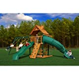 Gorillaplay Sets Home Backyard Playground Mountaineer Cedar Swing Set