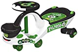 #5: Toyzone Eco Panda Magic Car, White