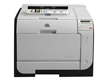 HP Inc. HP LaserJet Pro 400 **New Retail**, CE956A (**New Retail** Color Printer M451NW)