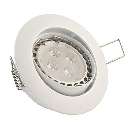 evolution-gu10-led-luci-da-incasso-set-di-1-riflettori-soffitto-bianco-freddo-led-in-modo-articolato