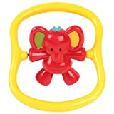 Mothercare Mothercare Spinner Rattle Assortment - Elephant