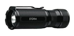 NovaTac Storm LED Flashlight, Black