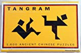 Tangrams: 1,600 Ancient Chinese Puzzles (0760727120) by Joost Elffers