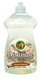 Earth Friendly Products Dishmate, Almond 25.00 OZ (Pack of 6)
