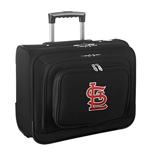 deportes-denco-st-louis-cardinals-mlb-equipaje-3556-cm-laptop-trasnochada-negro