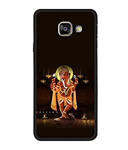 printtech Lord God Ganesha Back Case Cover for Samsung Galaxy A5 (2016) :: Samsung Galaxy A5 (2016) Duos with dual-SIM card slots