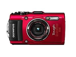 Olympus TG-4 Waterproof Digital Camera