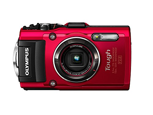 Olympus TG-4 16 MP Photo