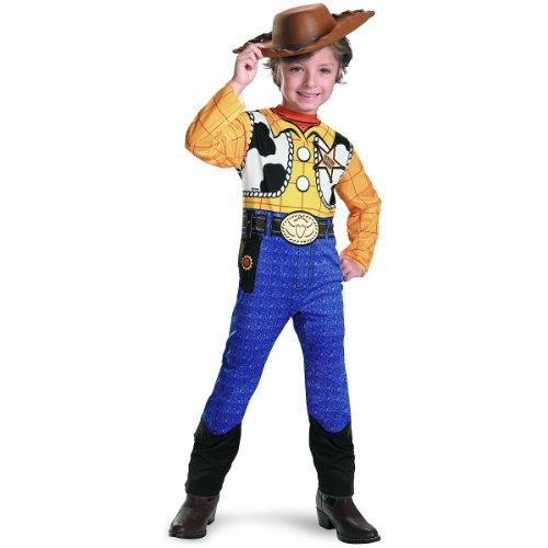 Toy Story Woody Standard 3T4T Costume