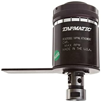 "Tapmatic RX 70 Self-Reversing Tapping Head, #3JT Taper Mount, #10 - 3/4"" and M5-M18 Capacity"