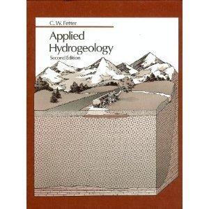 Applied Hydrogeology Seco Livre en Ligne - Telecharger Ebook