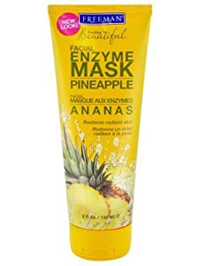 Freeman Feeling Beautiful Pineapple Enzyme Facial Mask - 6 fl oz