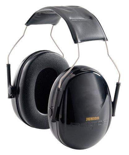 Lowest Prices! 3M Peltor Junior Earmuff, Black