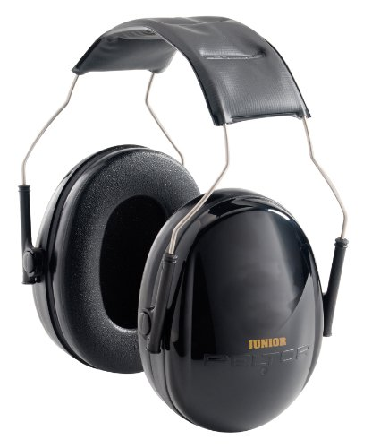 3M Peltor Junior Earmuff, Black