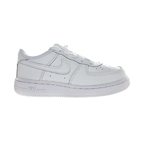 Nike Air Force 1 (TD) Baby Toddlers White 314194-117 (8 M US)