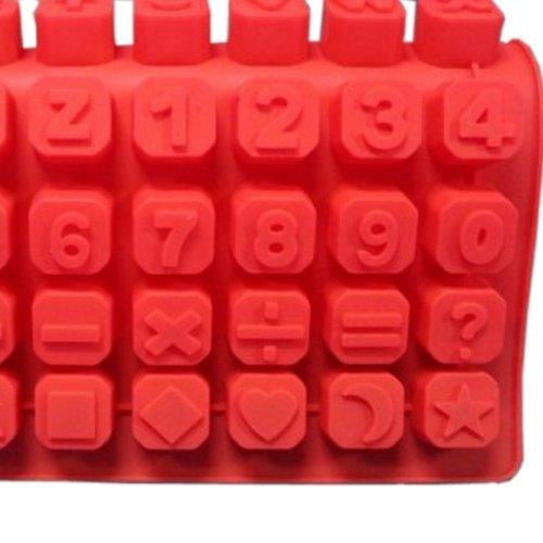 Bestofferbuy cubeta molde en silicona cubos de hielo de - Moldes silicona amazon ...