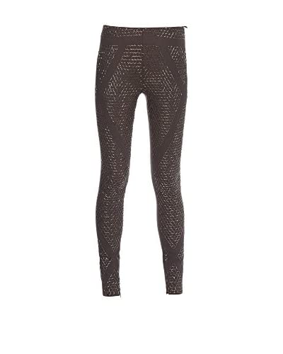 BDBA Leggings Gris Oscuro