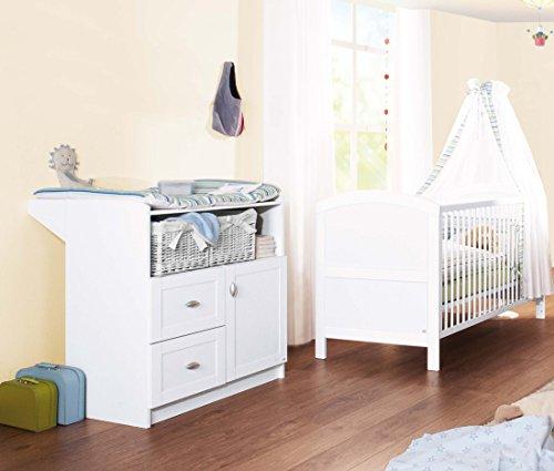ist ein babybett komplett set g nstiger familie ahoi. Black Bedroom Furniture Sets. Home Design Ideas