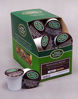 NANTUCKET BLEND -- by Green Mountain -- 5 boxes of 24 K-Cups (Light Roast K Cups Nantucket compare prices)
