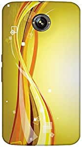 Timpax protective Armor Hard Bumper Back Case Cover. Multicolor printed on 3 Dimensional case with latest & finest graphic design art. Compatible with only Google Nexus-6. Design No :TDZ-20254
