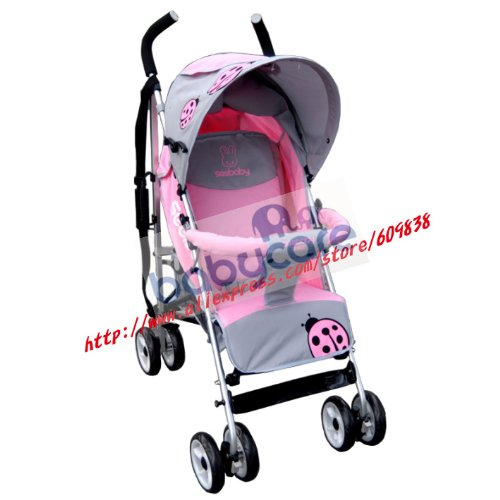 4 Wheel Travel System Baby Car Seat Infant Push Stroller Walker Roller