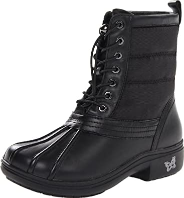 Amazon Com Alegria Women S Stormy Boot Shoes