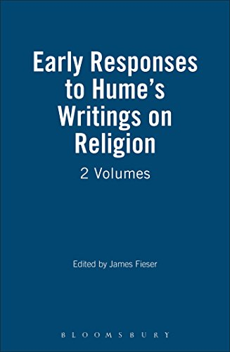 Early Responses to Hume's Writings on Religion: 2 Volumes: Writings on Religion v. 5 & 6