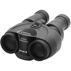 Canon 10x30 Is  Ultra-compact Binoculars Black