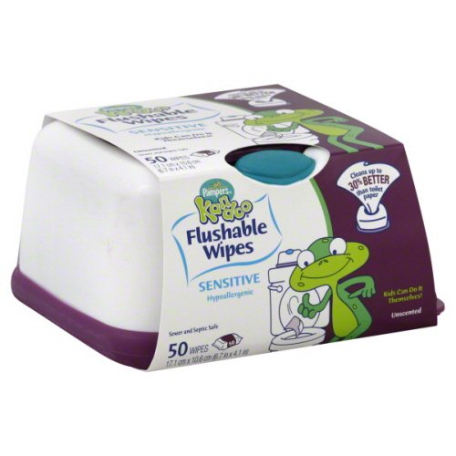 Juegos De Baño Homecenter:Pampers Kandoo Flushable Wipes