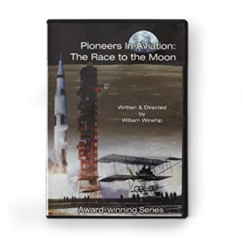 Pioneers In Aviation: The Race to the Moon Blu Ray