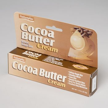 1.5oz Tube Cocoa Butter Cream Softens Rough Skin