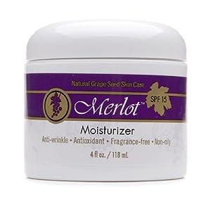 Merlot Moisturizer 4 oz