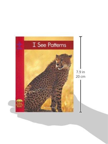 I See Patterns (Yellow Umbrella Math)