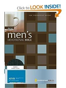 NIV New Men's Devotional Bible Thomas Smith