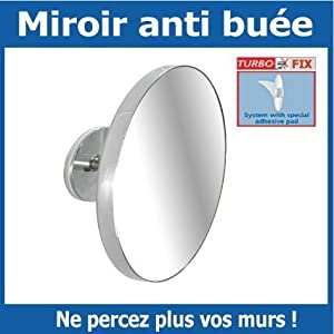 41qj9kZPS6L._SL500_AA300_ Miroir anti buée Turbo Fix