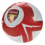 Arsenal Crest Cyclone Football
