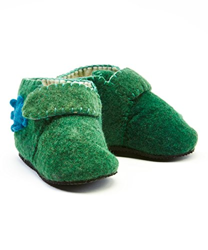 Silk Road Bazaar Zootie, Green, 2-3 Years - 1