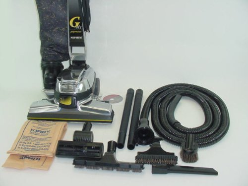 Kirby Gsix G6 Generation 6 Upright Vacuum Cleaner Best