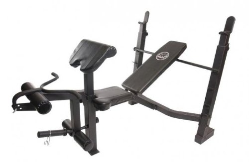 Cap Barbell Fm 6101 Olympic Bench Home Fitness And Gym
