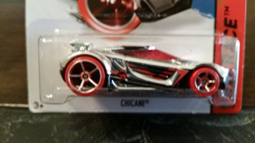 2015 Hot Wheels Treasure Hunt Hw Race - Chicane
