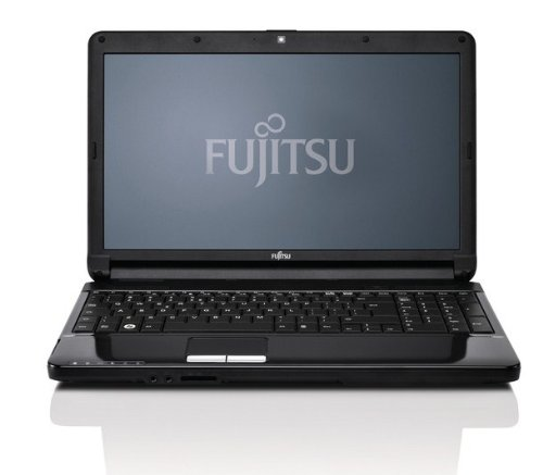 Fujitsu Lifebook AH530 39,6 cm (15,6 Zoll) Notebook (Intel Pentium P6200, 2,1GHz, 4GB RAM, 320GB HDD, Intel HD, DVD, Win 7 HP)